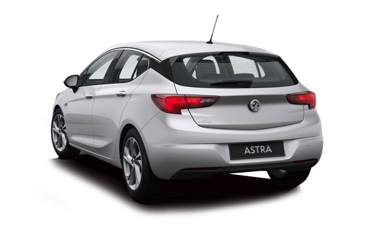 Vauxhall Astra Hatch 5Dr 1.5 Turbo D 122PS Elite Nav Premium 5Dr Auto [Start Stop] back view