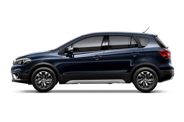 Suzuki S-Cross SUV ALLGRIP 1.4 Boosterjet 140PS SZ5 5Dr Manual [Start Stop] back view