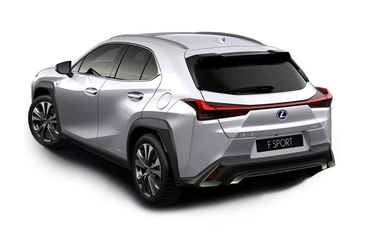 Lexus UX 250h SUV 2.0 h 184PS Takumi 5Dr E-CVT [Start Stop] back view