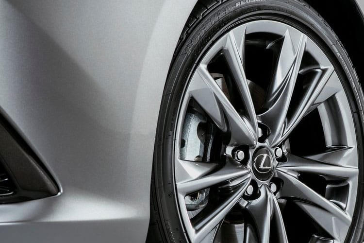 Lexus ES 300h Saloon 2.5 h 218PS F-Sport 4Dr E-CVT [Start Stop] detail view