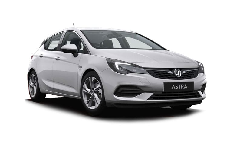 Vauxhall Astra Hatch 5Dr 1.5 Turbo D 122PS Elite Nav Premium 5Dr Auto [Start Stop] front view