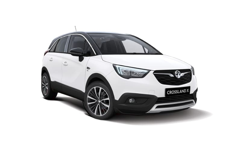 Vauxhall Crossland X SUV 1.2  83PS Griffin 5Dr Manual [Start Stop] front view