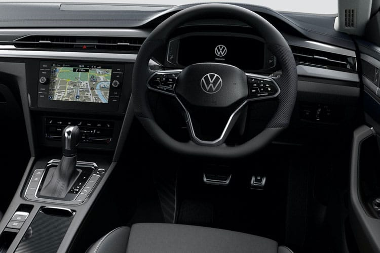 Volkswagen Arteon Fastback 5Dr 2.0 TDI 150PS SE Nav 5Dr Manual [Start Stop] inside view