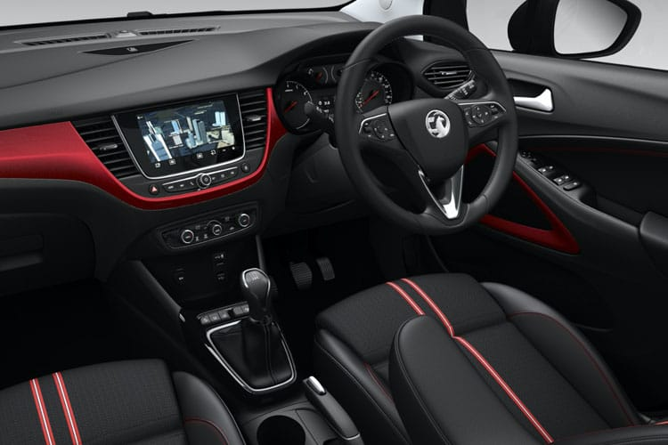 Vauxhall Crossland SUV 1.5 Turbo D ecoTEC 110PS Ultimate Nav 5Dr Manual [Start Stop] inside view