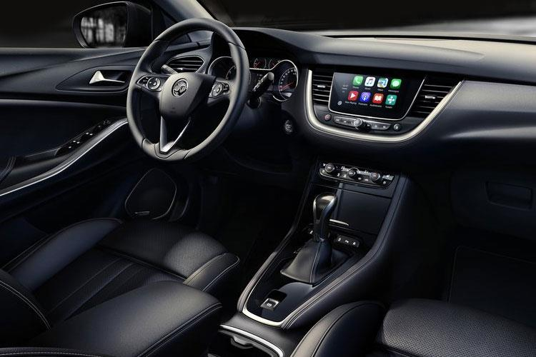 Vauxhall Grandland X SUV 1.5 Turbo D 130PS Elite Nav Premium 5Dr Auto [Start Stop] inside view
