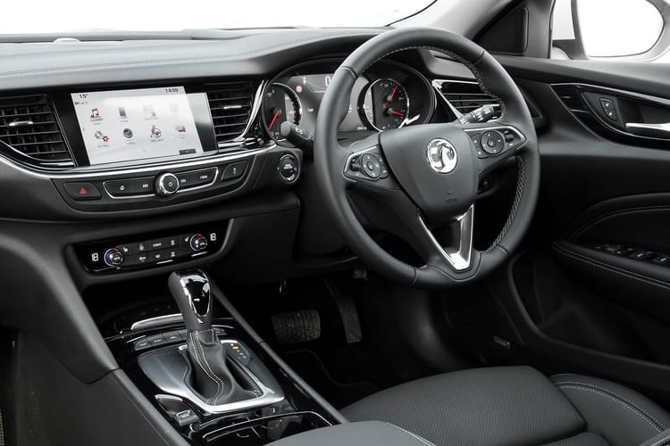 Vauxhall Insignia Grand Sport 1.5 Turbo D 122PS Ultimate Nav 5Dr Auto [Start Stop] inside view
