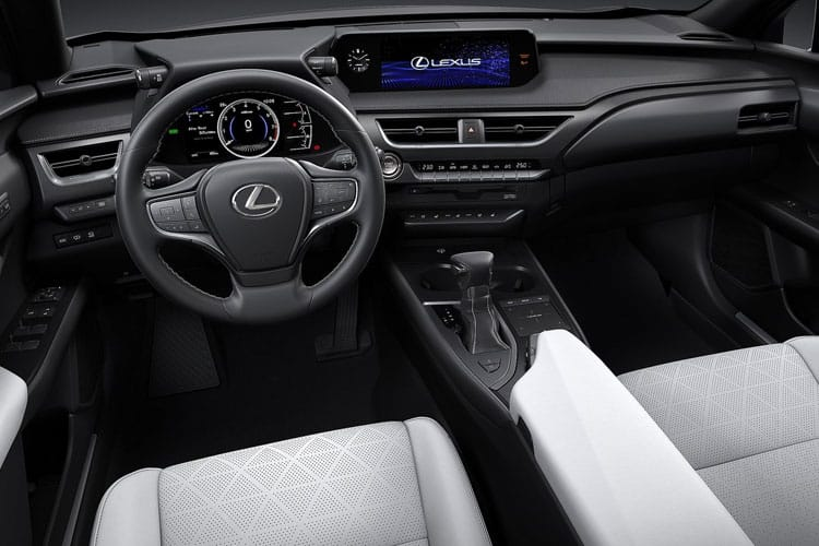 Lexus UX 250h SUV 2.0 h 184PS Takumi 5Dr E-CVT [Start Stop] inside view