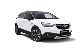 Vauxhall Crossland X SUV car leasing